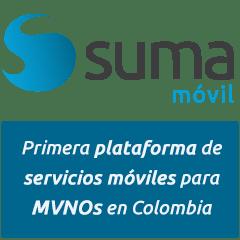 SUMA móvil empieza a operar como Plataforma MVNA en Colombia