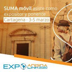 SUMA móvil en Expo Andina Link 2020