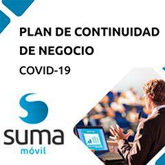 Activación Plan de Contingencia frente al COVID-19