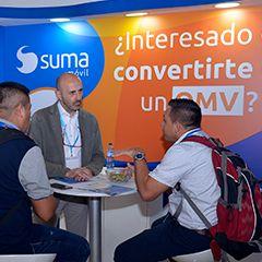 SUMA móvil presentó sus novedades en Andina Link 2020