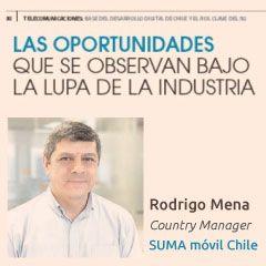 Artículo de opinión de Rodrigo Mena, Country Manager de SUMA móvil Chile, para el Diario Financiero de Chile