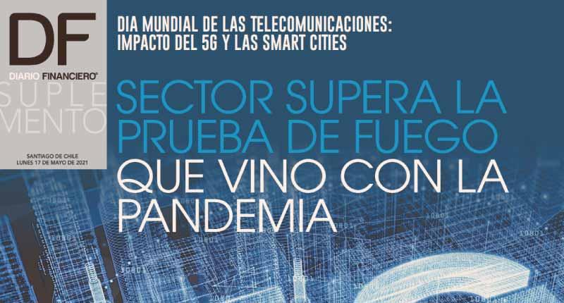 SUMA móvil - Noticia: Suplemento Diario Financiero - Dia Mundial de las Telecomunicaciones