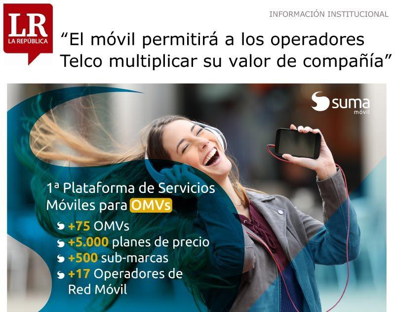 SUMA móvil - Noticia: Entrevista Juan Carlos Buitrago para diario La República