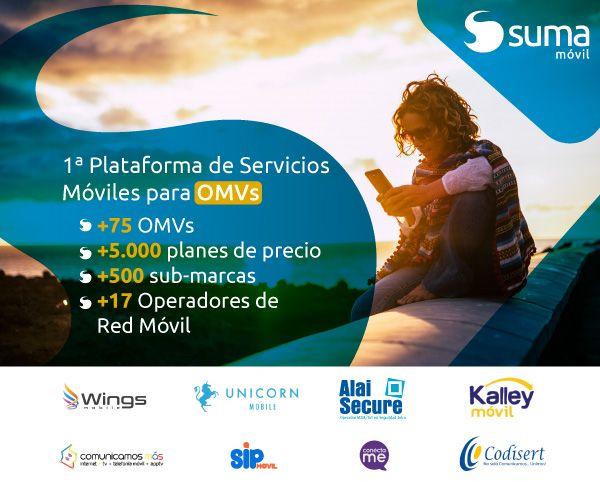 """SUMA móvil - Noticia: Juan Carlos Buitrago: """"Nos hemos convertido en la 1ª Plataforma para OMVs en Colombia"""""""