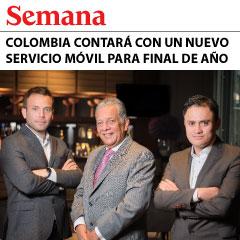 Colombia contará con un nuevo servicio móvil para final de año